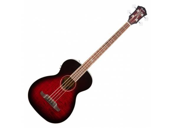 Baixos acústicos e semi-acústicos Fender T-Bucket 300CE Bass