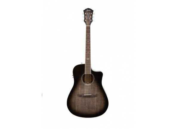 Guitarra Acústica Fender T-Bucket 300CE FLM MLB