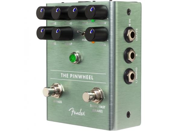 Outros efeitos para guitarra elétrica Fender The Pinwheel Rotary