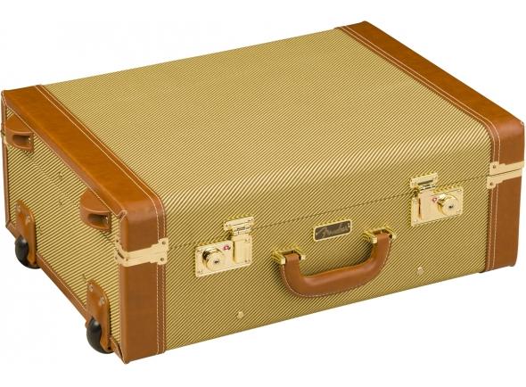 Estojos e malas Fender Tweed Rolling Luggage