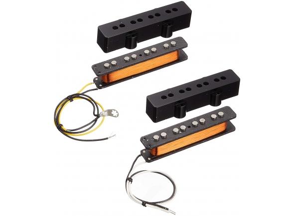 Captador J-Bass de 4 cordas Fender V-Mod Jazz Bass Pickup Set