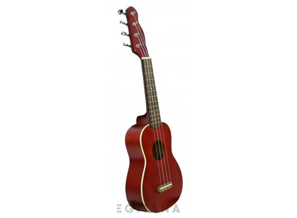 Ukulele Soprano Fender Venice Soprano Ukulele Cherry