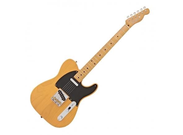 Guitarra elétrica/Guitarras formato T Fender Vintera 50s Mod Telecaster MN Butterscotch Blonde