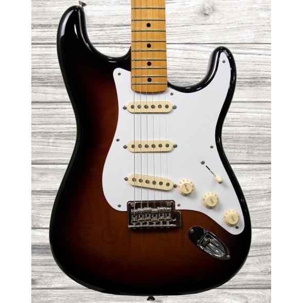 Guitarra elétrica/Guitarras formato ST Fender Vintera 50s Strat Mod MN 2-SB