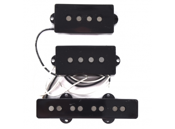 Captador J-Bass de 4 cordas Fender Yosemite P/J Pickup Set