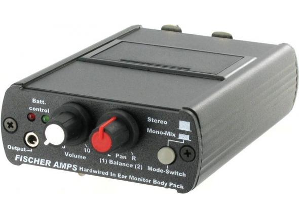 Monitorização in-ear Fischer Amps In-Ear Monitor BP