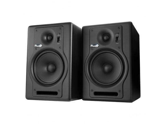 Monitores de estúdio activos Fluid Audio F5 B-Stock
