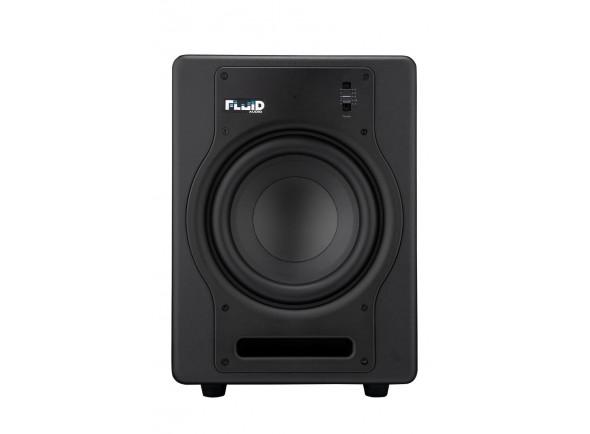 Monitores de estúdio ativos/Monitores de estúdio activos Fluid Audio F8S