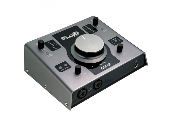 Interface Áudio USB Fluid Audio SRI-2 B-Stock