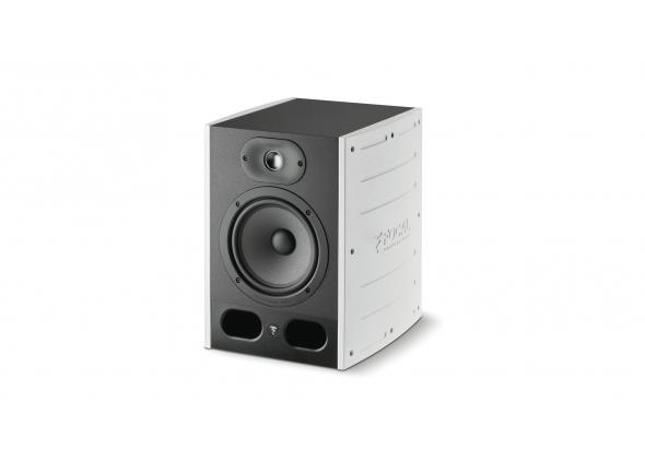 Monitor de estúdio Focal Alpha 65 Limited Edition White