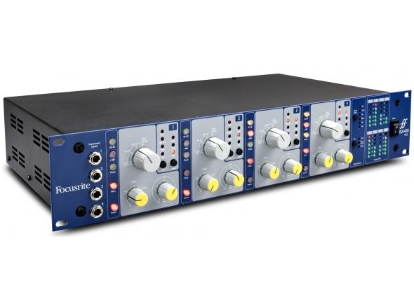 Pré-amplificador Focusrite ISA 428 MKII