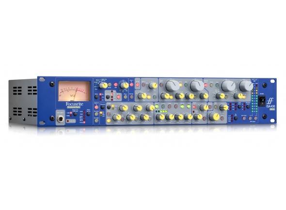Pré-amplificador Focusrite ISA 430 MKII