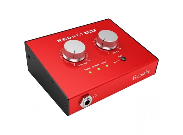 Monitores de estúdio activos Focusrite RedNet AM2
