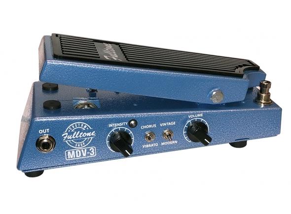 Pedal de efeitos/Chorus flanger phaser Fulltone  Mini Deja Vibe MDV-3 V2