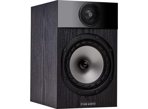 Colunas Passivas Fyne Audio F300 Black Ash