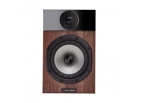 Colunas Passivas Fyne Audio F300 Walnut