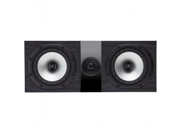 Colunas Passivas Fyne Audio F300C Black Ash