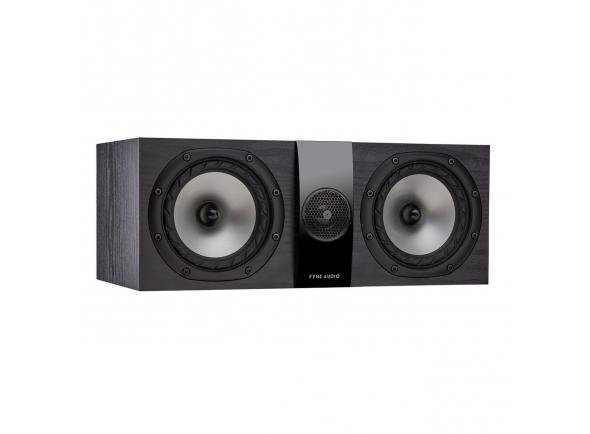 Colunas Passivas Fyne Audio F300LCR Black Ash