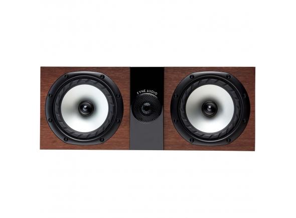 Colunas Passivas Fyne Audio F300LCR Walnut