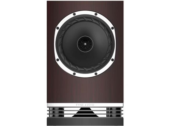 Colunas Passivas Fyne Audio F500 Carvalho Escuro
