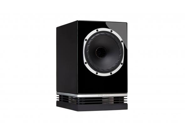 Colunas Passivas Fyne Audio F500 Gloss Black