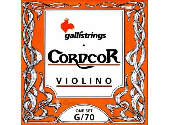 Cordas Galli G70 4/4