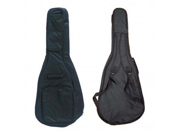 Saco para Guitarra Clássica/Saco para guitarra clássica Garrido Saco Clássica 4/4 10mm