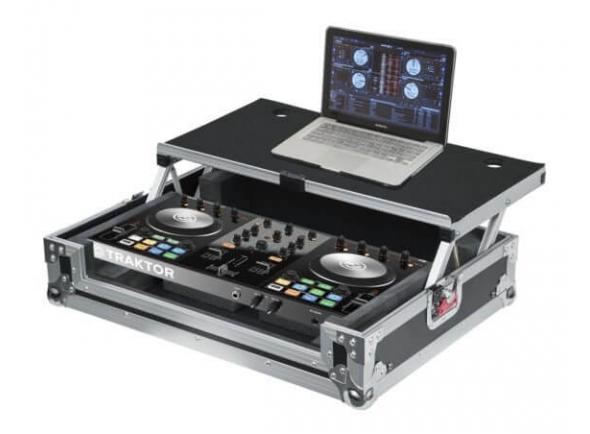 Acessórios de Mesa de Mistura Gator G-TOURDSPUNICNTLC Small DJ Controller Road Case