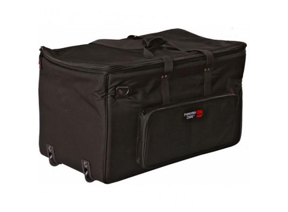 Bolsas para bateria eletrónica Gator GP-EKIT2816-BW