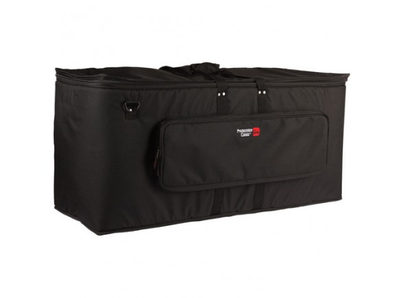 Bolsas para bateria eletrónica Gator GP-EKIT3616-BW