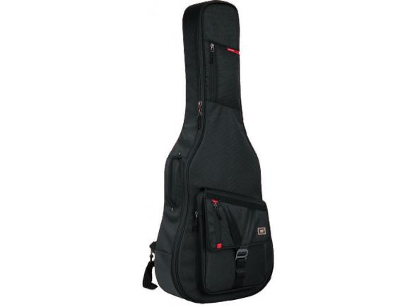 Estojo para guitarra clássica Gator GPX-Acoustic