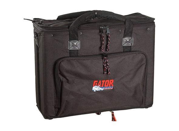 Rack soft case/Estojos e malas Gator GRB-4U