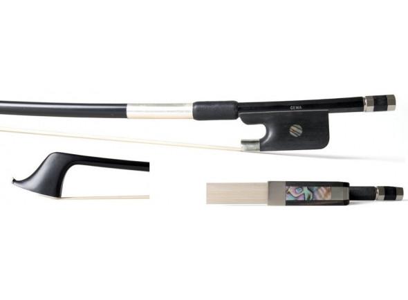 Arco para Contrabaixo Gewa  Carbon Student Bass Bow 4/4F
