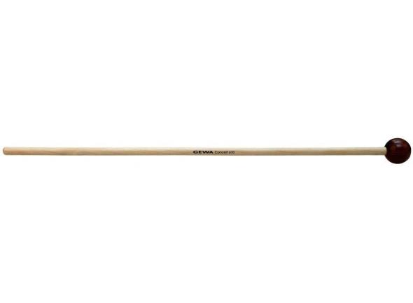 Baqueta para Xilofone Concerto/Baquetas para percussão Gewa Concert Xilophone Rosewood Small 821610