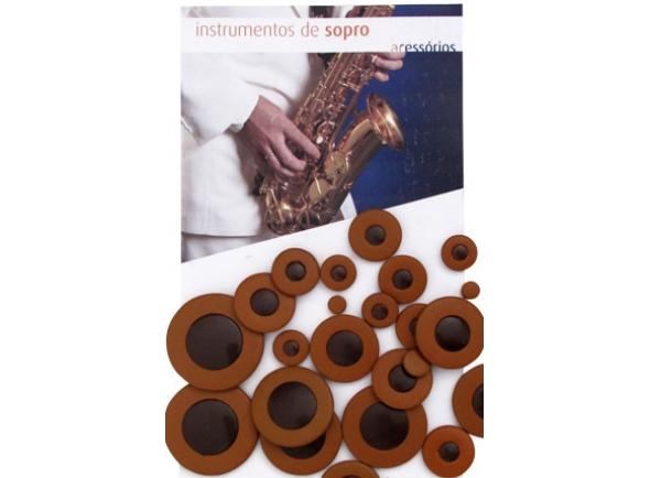 Peças Gewa  Jogo de Sapatilhas para Saxofone Alto  730762