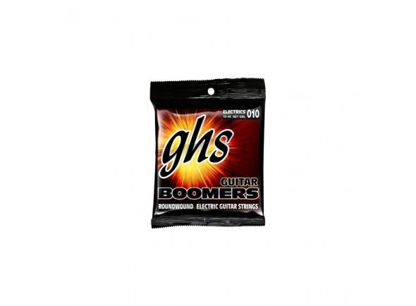 Jogo de cordas .010 GHS Gbl-Boomers 010-046