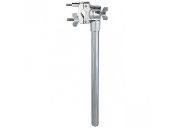 Acessório para bateria acústica/Acessório diversos para baterias acústicas Gibraltar Gib Ext Arm W/Adjustable Clamp