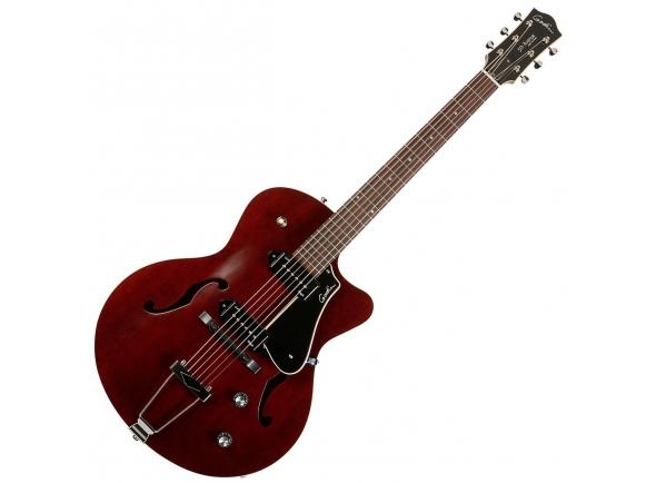Guitarras formato Hollowbody Godin 5th Avenue CW Kingpin II Burgundy