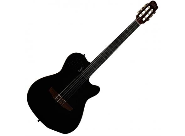 Guitarra Clássica Godin ACS SA BK PEARL