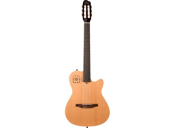 Guitarras clássicas eletrificadas Godin Multiac Encore