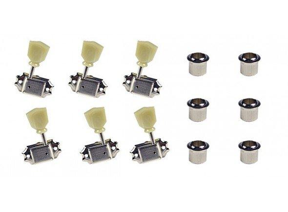 Sistemas mecânicos 3L/3R para guitarra elétrica/Sistemas mecânicos 3L/3R para guitarra elétrica Gotoh SD90