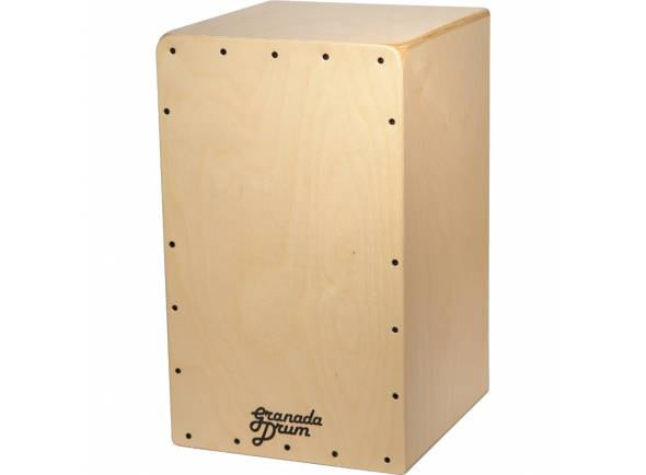 Cajón/Cajón Granada Drum Selection Natural