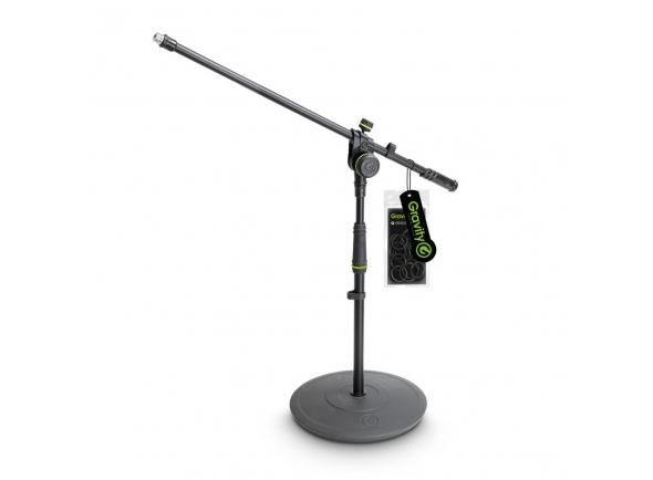 Suporte para microfone Gravity MS 2221 B