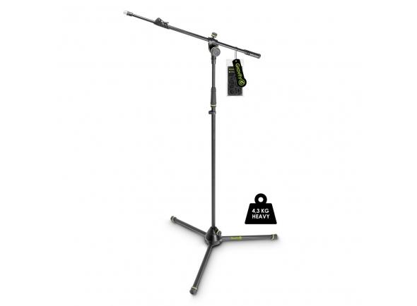 Suporte para microfone Gravity MS 4322 HDB