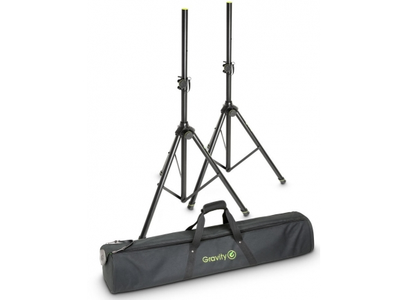 Suportes de Coluna Gravity SS 5211 B Set 1 Speaker Stand