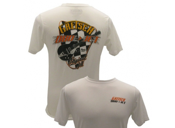 T-Shirt/Diversos Gretsch Duo Jet M