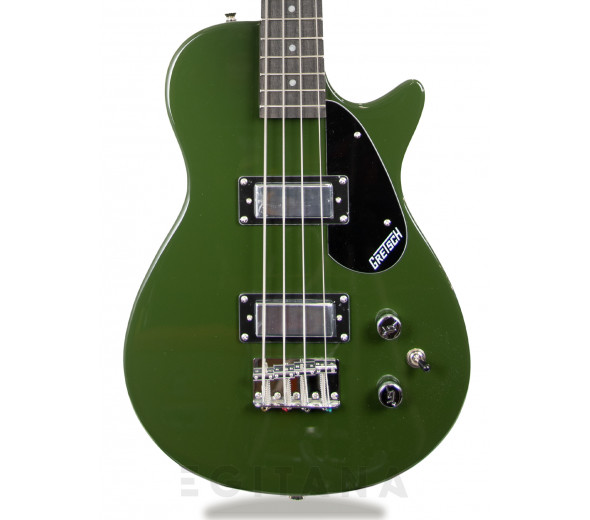 Guitarras Gretsch Baixo de 4 Cordas Gretsch  G2220 Electromatic Junior Jet Bass II Torino Green
