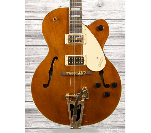 Guitarras Gretsch Guitarras formato Hollowbody Gretsch  G2410TG Streamliner Hollow Body IL Single Barrel