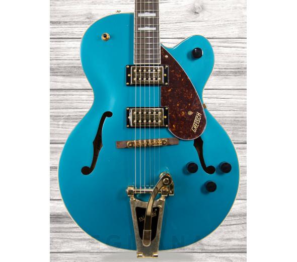Guitarras formato Hollowbody Gretsch  G2410TG Strml SC Bgsby O.Turq.