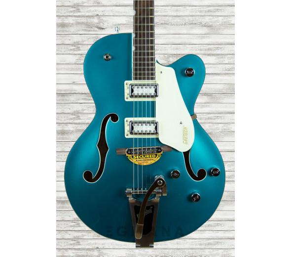 Guitarras formato Hollowbody Gretsch  G5410T TRI-FIVE OCEAN TURQ